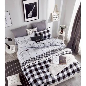 Купить постельное белье фланель MOMAE29 евро Tango
