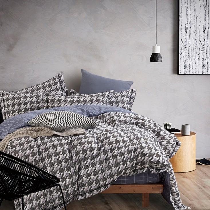 Купить постельное белье фланель MOMAE31 евро Tango