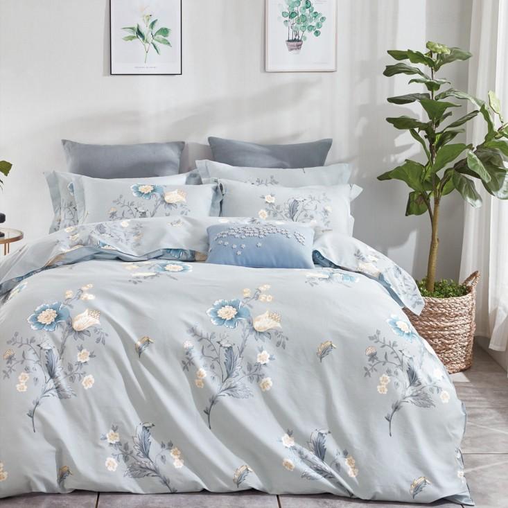 Купить постельное белье фланель MOMAE32 евро Tango