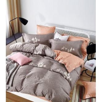 Купить постельное белье фланель MOMAE42 евро Tango