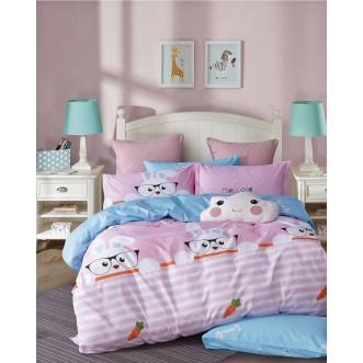 Купить постельное белье твил TPIG4-223 1/5 спальное Tango