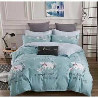 Купить постельное белье твил TPIG4-225 1/5 спальное Tango
