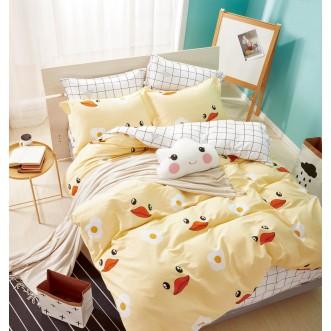 Купить постельное белье твил TPIG4-239 1/5 спальное Tango