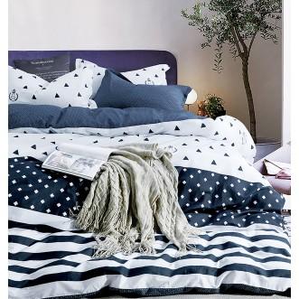 Купить постельное белье твил TPIG4-744 1/5 спальное Tango