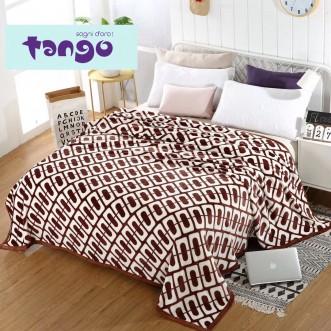 Плед Lindo 200х220 Фланель 3014-281 Tango