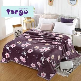 Плед Lindo 200х220 Фланель 3014-282 Tango