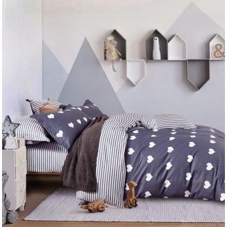 Купить постельное белье твил TPIG2-183 2 спальное Tango