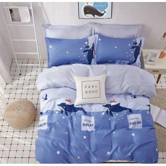 Купить постельное белье твил TPIG4-196 1/5 спальное Tango