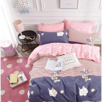 Купить постельное белье твил TPIG4-347 1/5 спальное Tango
