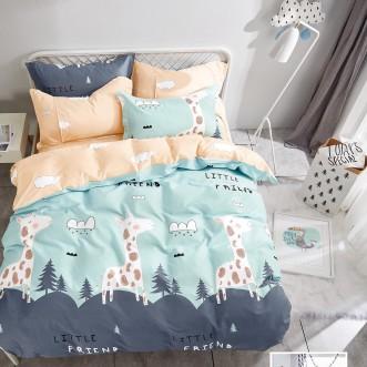 Купить постельное белье твил TPIG4-412 1/5 спальное Tango