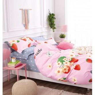 Купить постельное белье твил TPIG4-414 1/5 спальное Tango