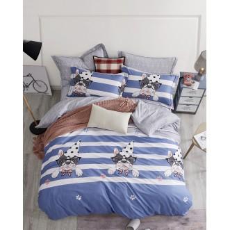 Купить постельное белье твил TPIG4-429 1/5 спальное Tango