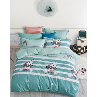 Купить постельное белье твил TPIG4-431 1/5 спальное Tango