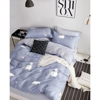 Купить постельное белье твил TPIG4-435 1/5 спальное Tango