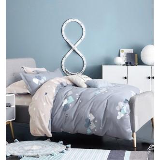 Купить постельное белье твил TPIG4-489 1/5 спальное Tango