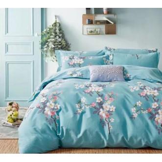 Купить постельное белье фланель MOMAE22 евро Tango