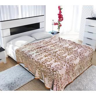 Плед Bicolor 200х220 Фланель 3008-63 Tango