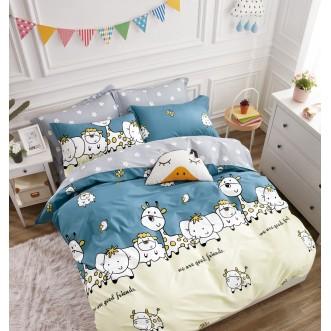 Купить постельное белье твил TPIG4-182 1/5 спальное Tango