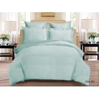 Постельное белье Soft Cotton жаккард лен 2 спальное 21/004-SC Cleo