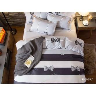 Постельное белье Pure Cotton поплин евро 079-PC Cleo