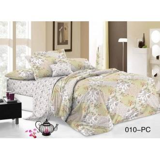 Постельное белье Pure Cotton поплин семейное 41/010-PC Cleo
