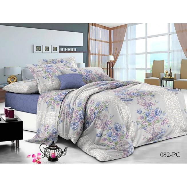 Постельное белье Pure Cotton поплин 2 спальное 082-PC Cleo