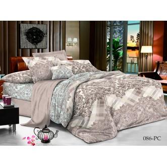Постельное белье Pure Cotton поплин 2 спальное 086-PC Cleo