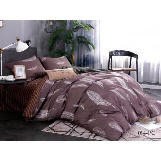 Постельное белье Pure Cotton поплин 2 спальное 094-PC Cleo