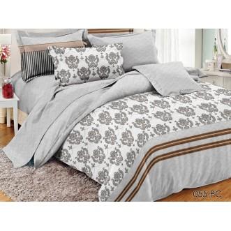 Постельное белье Pure Cotton поплин 1/5-спальное 055-PC Cleo