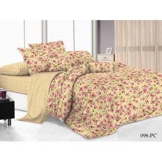 Постельное белье Pure Cotton поплин 1/5-спальное 098-PC Cleo