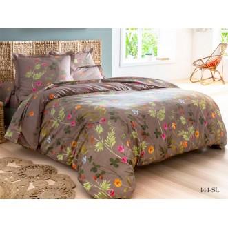 Постельное белье Satin Lux Цветик семейное 444-SL Cleo