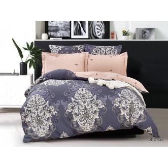 Постельное белье Satin Lux Сондрио 1/5-спальное 382-SL Cleo