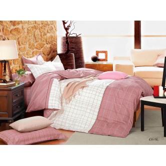 Постельное белье Satin Lux Бардже 1/5-спальное 416-SL Cleo