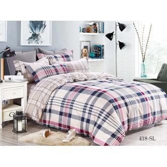 Постельное белье Satin Lux Лайон 1/5-спальное 418-SL Cleo
