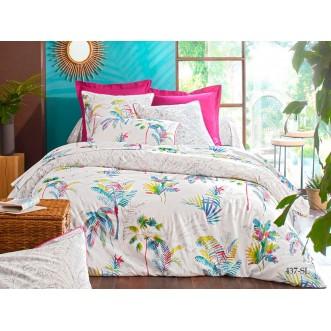 Постельное белье Satin Lux Дивный лес 1/5-спальное 437-SL Cleo