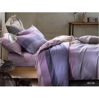 Постельное белье Satin de Lux Кераско 1/5-спальное 482-SK Cleo