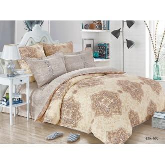 Постельное белье Satin de Lux Изола 1/5-спальное 458-SK Cleo