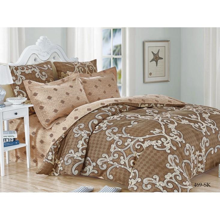 Постельное белье Satin de Lux Фиденца 1/5-спальное 469-SK Cleo