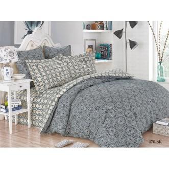 Постельное белье Satin de Lux Маркон 1/5-спальное 470-SK Cleo