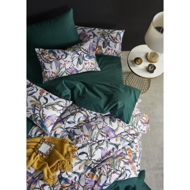 Белье постельное Премиум мако-сатин CPA020 евро 200х220 СИТРЕЙД