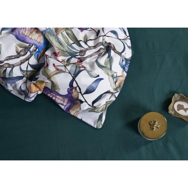 Мако-сатин белье постельное Премиум CPA020 евро 200х220 СИТРЕЙД