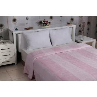 Плед Palma розовый 160х220 5095/CHAR004 Karna