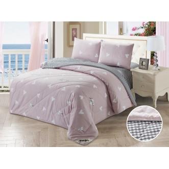 Купить постельное белье твил W400-06 евро Tango