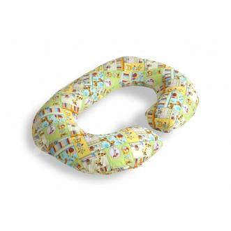Наволочка поплин Детская для подушки Rogal Легкие сны в магазине Lux Postel