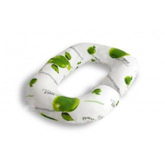 Наволочка поплин Фруктовый мотив для подушки Rogal Легкие сны в магазине Lux Postel