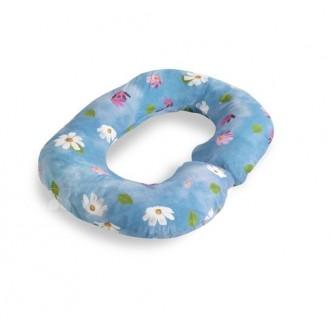 Наволочка поплин Цветы для подушки Rogal Легкие сны в магазине Lux Postel