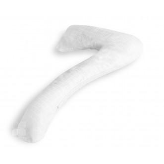 Наволочка сатин Белая для подушки 7 Легкие сны в магазине Lux Postel