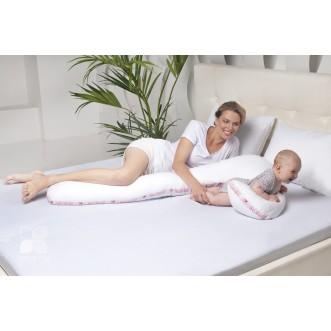 Подушка для беременных 7 премиум Легкие сны в магазине Lux Postel