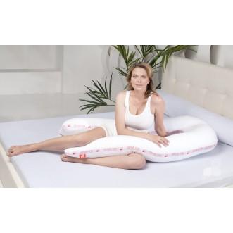 Подушка для беременных U140 премиум Легкие сны в магазине Lux Postel