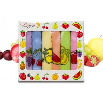 Набор кухонных вафельных полотенец Beyza